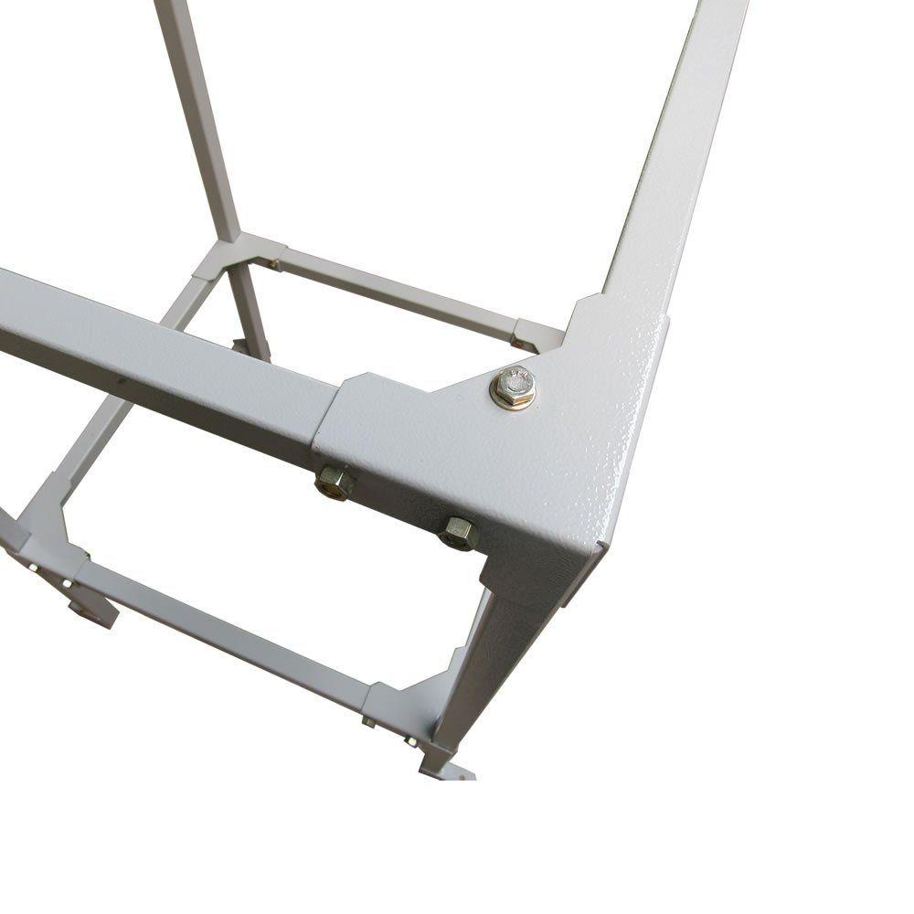 Mesa para Guilhotina Semi Industrial Standard 51cm até 300 Folhas Excentrix STD510  - Click Suprimentos