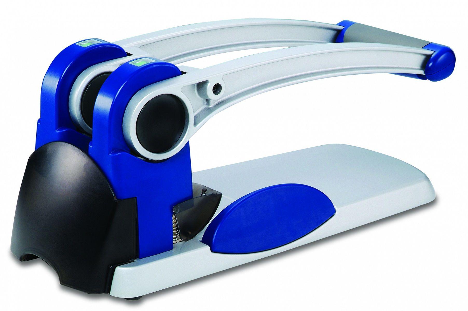 Perfurador de Papel 2 Furos 6mm até 300 Folhas Kw-trio 9550  - Click Suprimentos