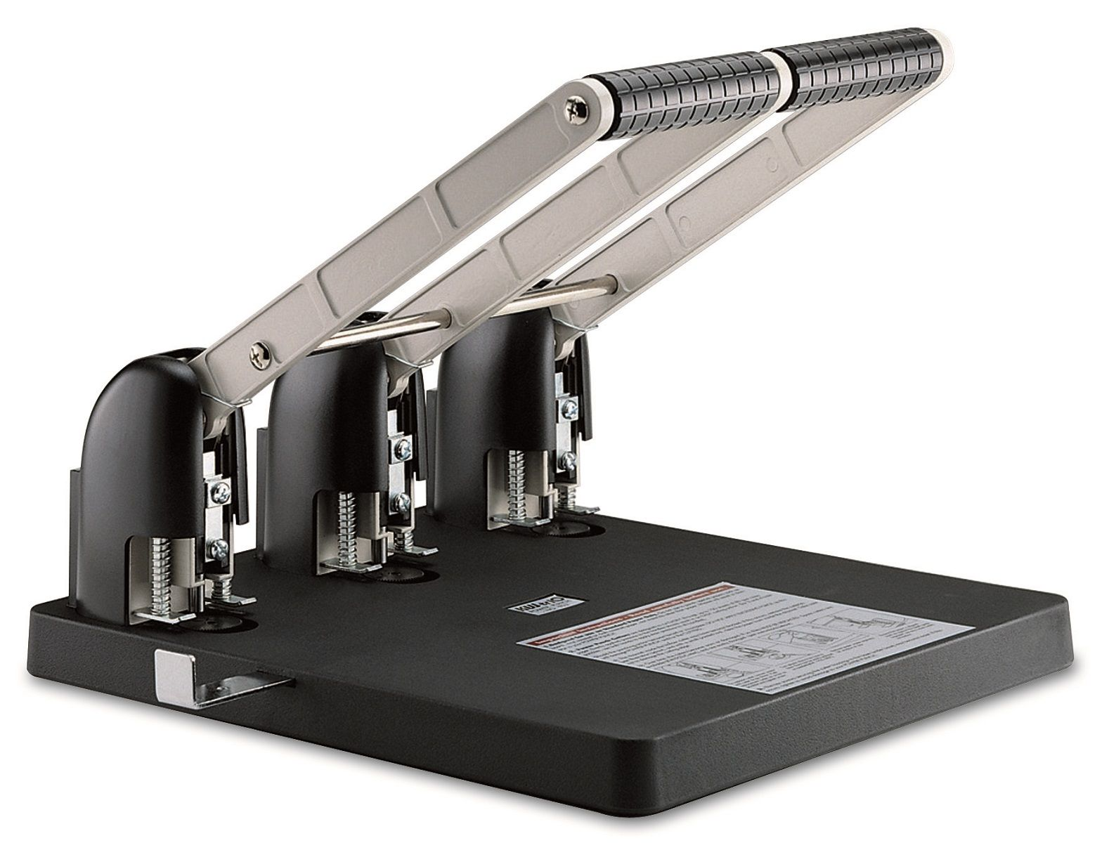 Perfurador De Papel 3 Furos 6mm até 150 Folhas Kw-trio 953  - Click Suprimentos