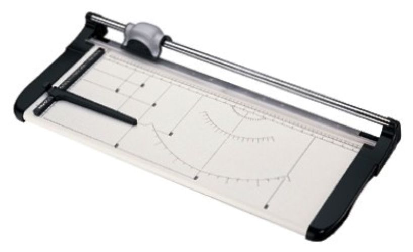 Refiladora de Papel A2 670mm até 12 Folhas KW-Trio 3020  - Click Suprimentos