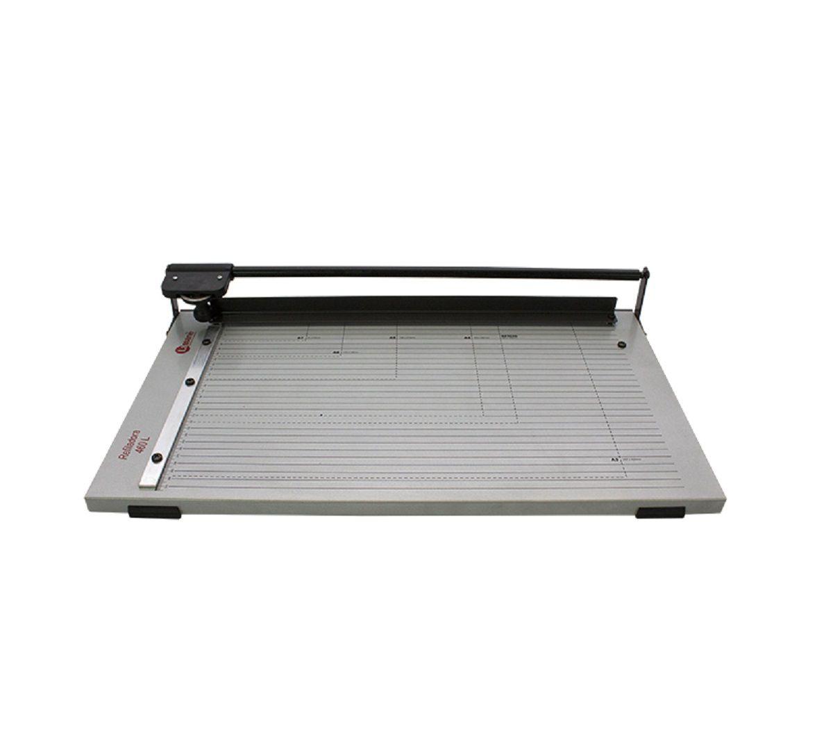 Refiladora de Papel A3 46cm até 5 Folhas Lassane 460L  - Click Suprimentos