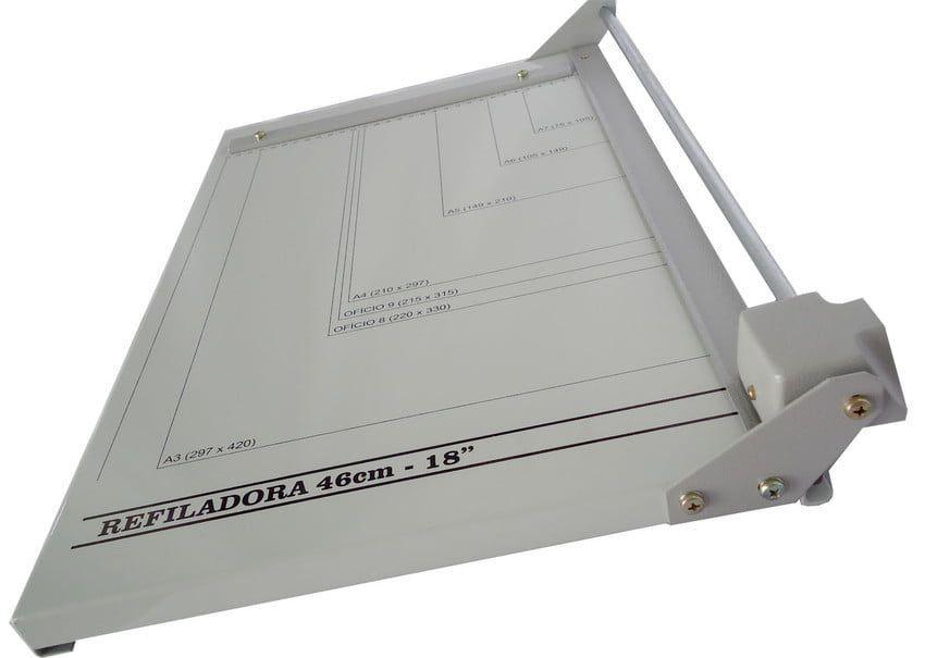 Refiladora De Papel A3 46cm até 5 Folhas Excentrix DA46  - Click Suprimentos