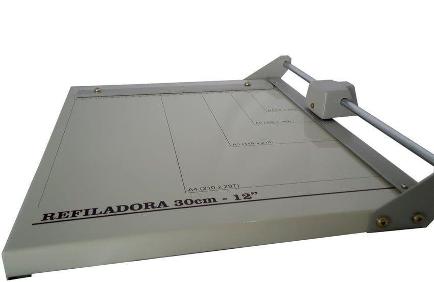 Refiladora de Papel A4 30cm até 5 folhas Excentrix DA30  - Click Suprimentos