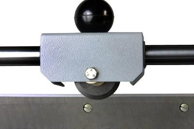 Refiladora de Papel em Aço 150cm até 5 Folhas Excentrix EX150 com Mesa  - Click Suprimentos