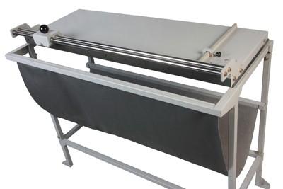 Refiladora de Papel em Aço 76cm até 5 Folhas Excentrix EX76 com Mesa  - Click Suprimentos