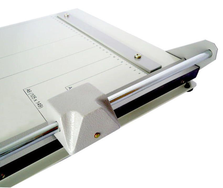 Refiladora de Papel Oficio 36cm até 5 Folhas Excentrix DA36  - Click Suprimentos