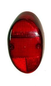 Lente Lanterna Traseira Fusca 1200 1300 Rubi