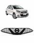 Grade Frontal Nissan March 2014 2015 2016 2017 2018 Original sem Friso