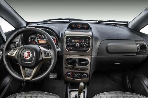 Capa Airbag Fiat Idea Adventure 2015 2016