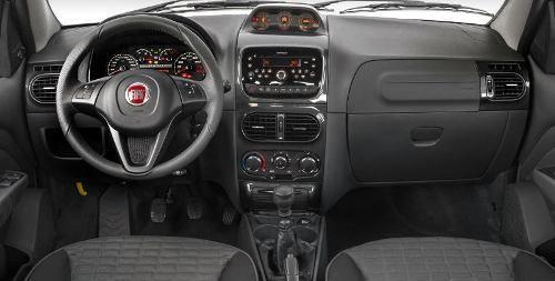 Capa Airbag Fiat Palio Adventure 2015 2016