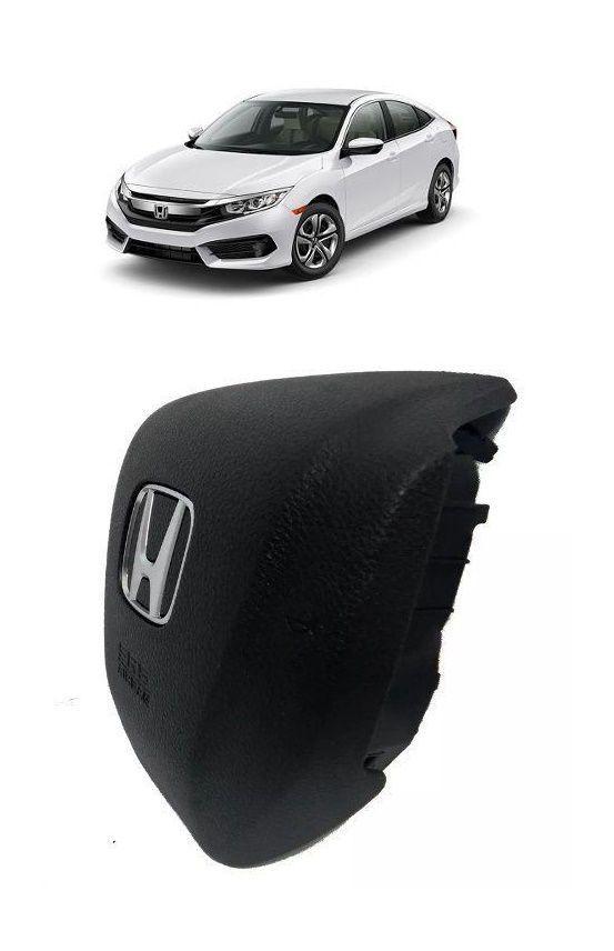 Capa Airbag Honda New Civic 2017 2018 Original