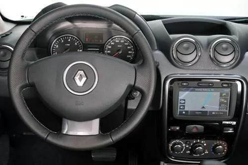 Capa Airbag Renault Duster 2011