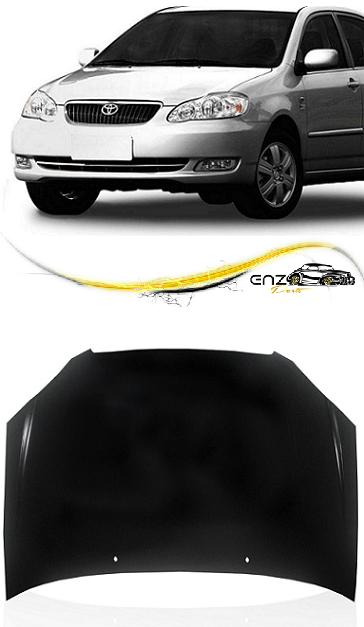 Capo Toyota Corolla 2003 2004 2005 2006 2007 2008