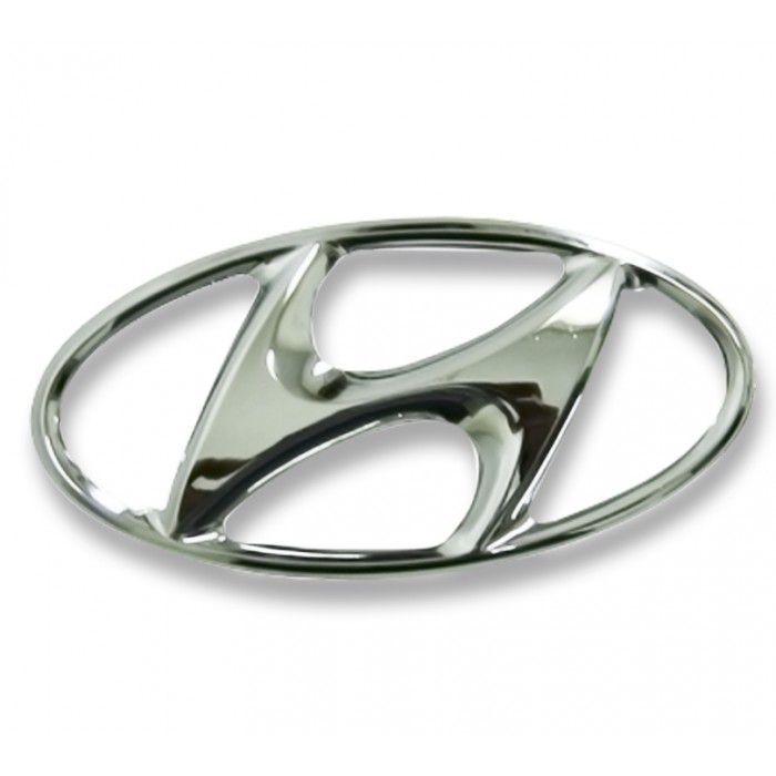 Emblema Frontal Hyundai Tucson 2006 a 2015