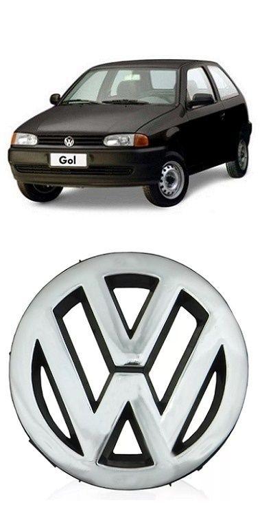 Emblema Logotipo Frontal Gol Parati Saveiro G2 1996 1997 1998 1999