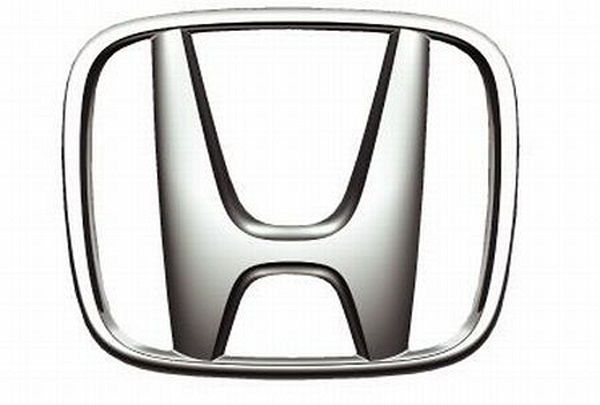Emblema Logotipo Honda Civic 2004 a 2006 Honda Fit 2004 a 2008 Original
