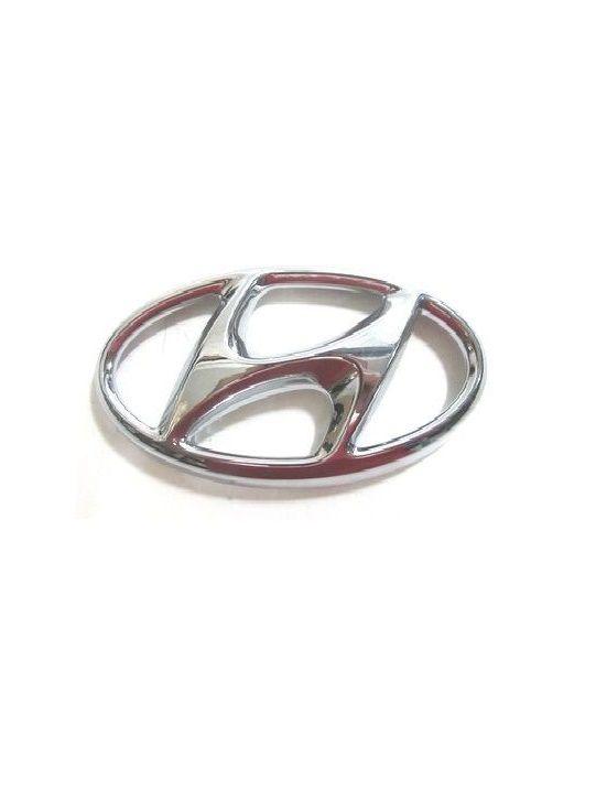 Emblema Logotipo Hyundai HB20 2016 Original