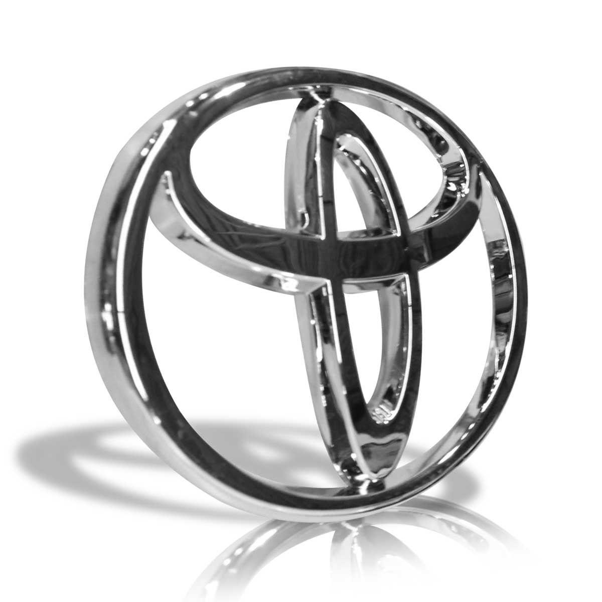 Emblema Logotipo Toyota Hilux 2005 a 2015