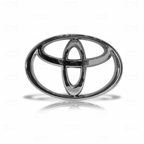 Emblema Tampa Traseira Toyota Corolla 2009 2010 2011 2012 2013 2014 2015 Original
