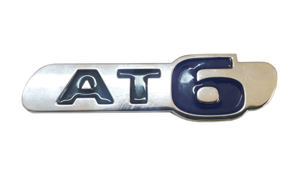 Emblema Traseiro Fiat Toro AT6