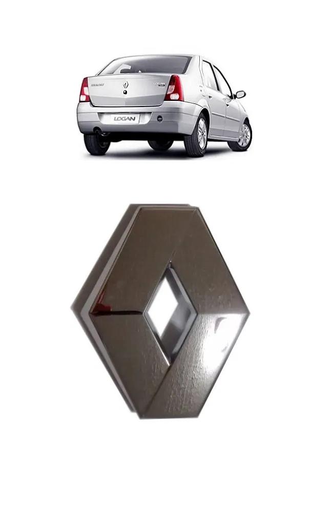 Emblema Traseiro Renault Clio Duster Fluence Logan Sandero Original