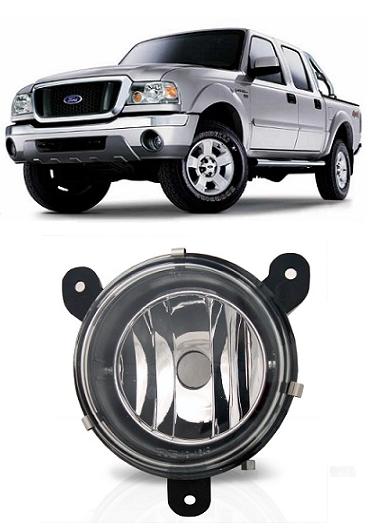 Farol de Milha Ford Ranger 2005 2006 2007 2008 2009