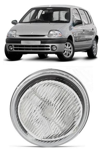 Farol de Milha Renault Clio 2000 2001 2002