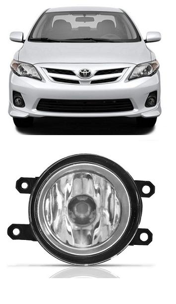 Farol De Milha Toyota Corolla 2012 2013 2014