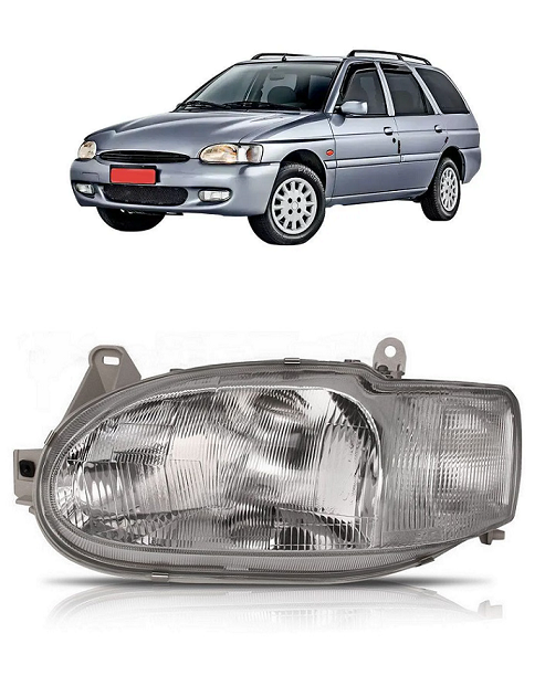 Farol Escort Zetec Hatch SW 1997 1998 1999 2000 2001 2002 2003