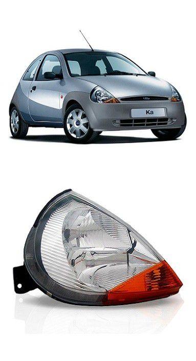 Farol Ford Ka 1997 1998 1999 2000 2001 2002 2003 2004 2005 2006 2007 Pisca Ambar