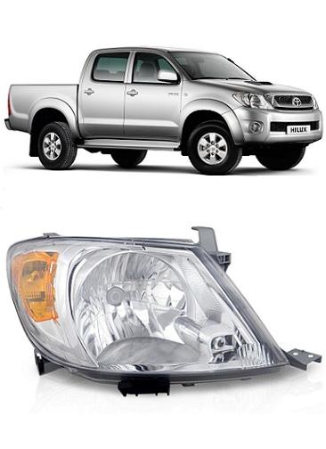 Farol Hilux Pickup 2005 2006 2007 2008