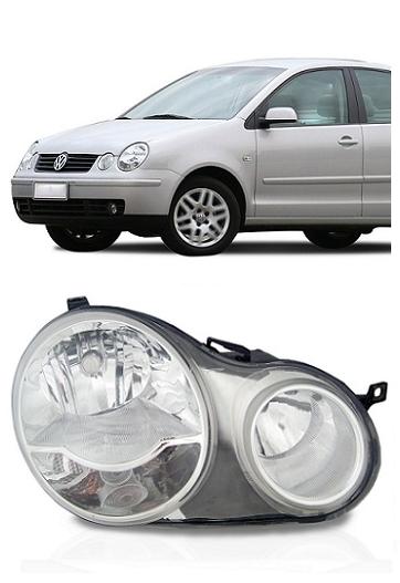 Farol Polo 2003 2004 2005 2006