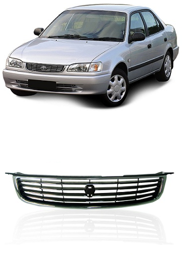Grade Corolla 1998 1999 2000 2001 2002