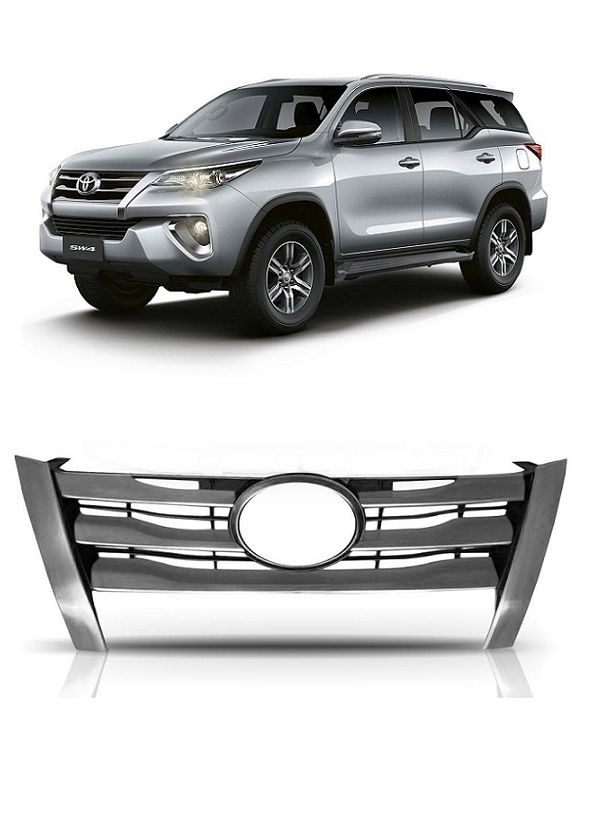 Grade Frontal Hilux SW4 2016 2017