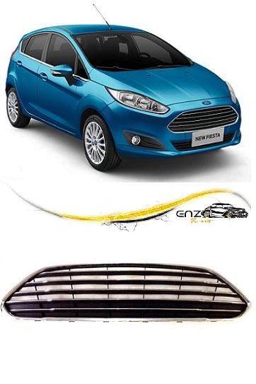 Grade New Fiesta Titanium 2013 2014 2015 Cromada Original