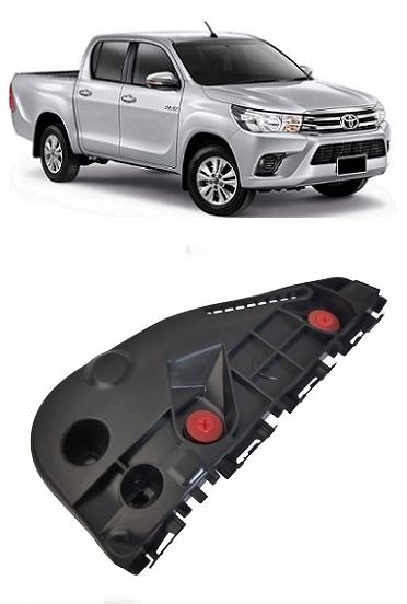 Guia do Parachoque Dianteiro Hilux Pickup 2016 2017