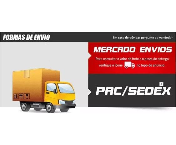 Kit 4 Peças Suporte F250 F350 F4000 Parachoque Dianteiro 2007 2008 2009 2010 2011