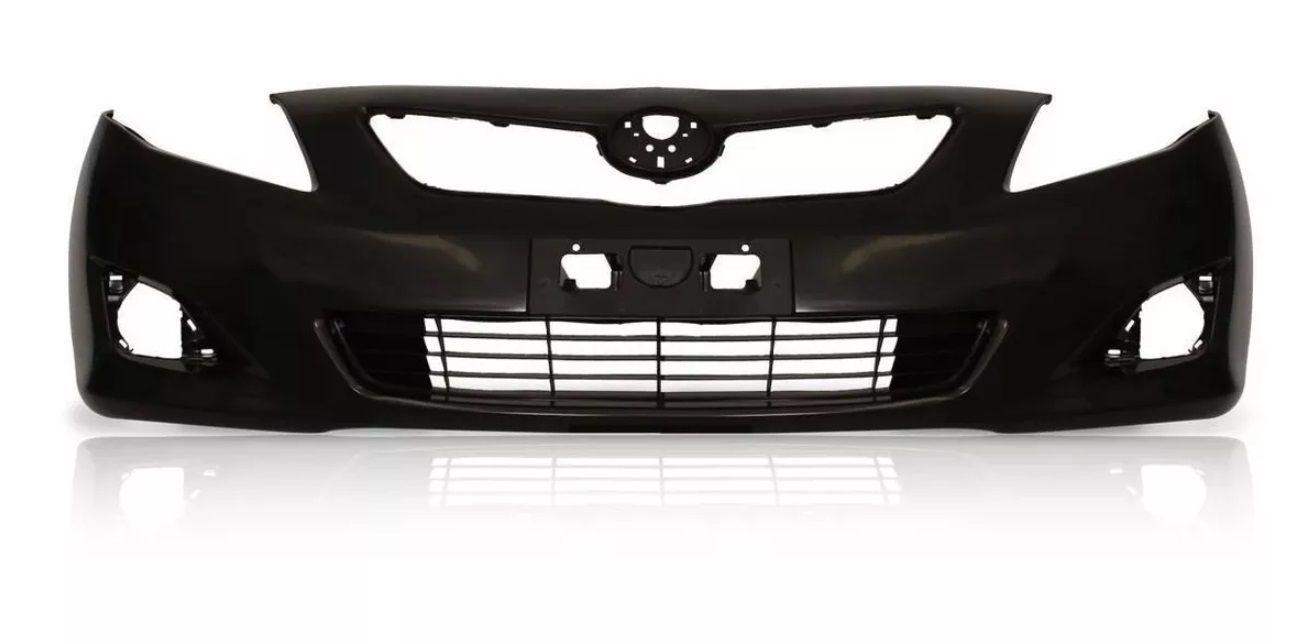 Kit Parachoque Corolla 2009 2010 2011 Dianteiro e Traseiro