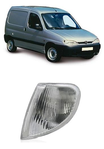 Lanterna Dianteira Pisca Berlingo 1998 a 2002 Partner 1999 a 2005