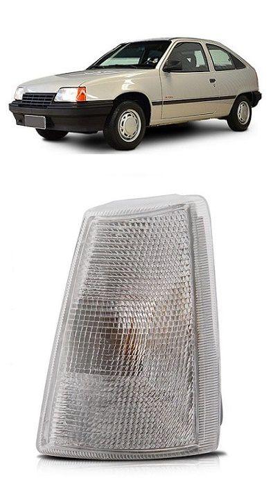 Lanterna Dianteira Pisca Kadett 1989 a 1998 Cristal