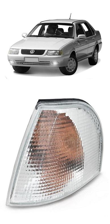 Lanterna Dianteira Pisca Santana 1999 a 2006