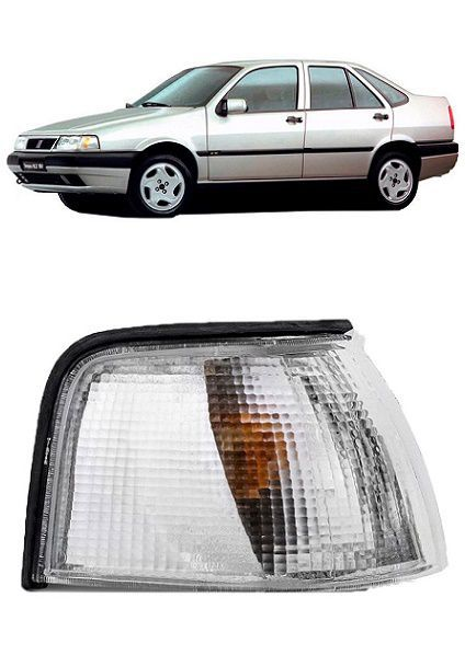 Lanterna Dianteira Pisca Tempra 1996 1997 1998 1999 Cristal