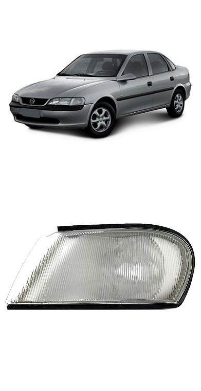 Lanterna Dianteira Pisca Vectra 1997 1998 1999