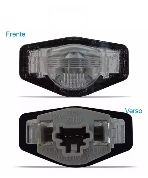 Lanterna Luz de Paca Honda Fit 2003 a 2014 Original