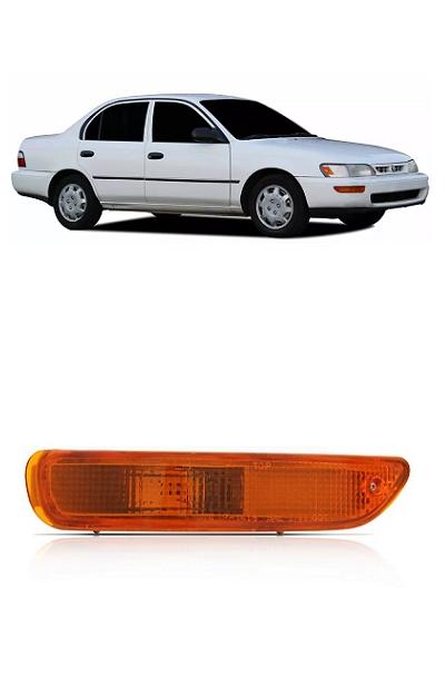 Lanterna Pisca do Parachoque Dianteiro Corolla 1994 1995 1996 1997