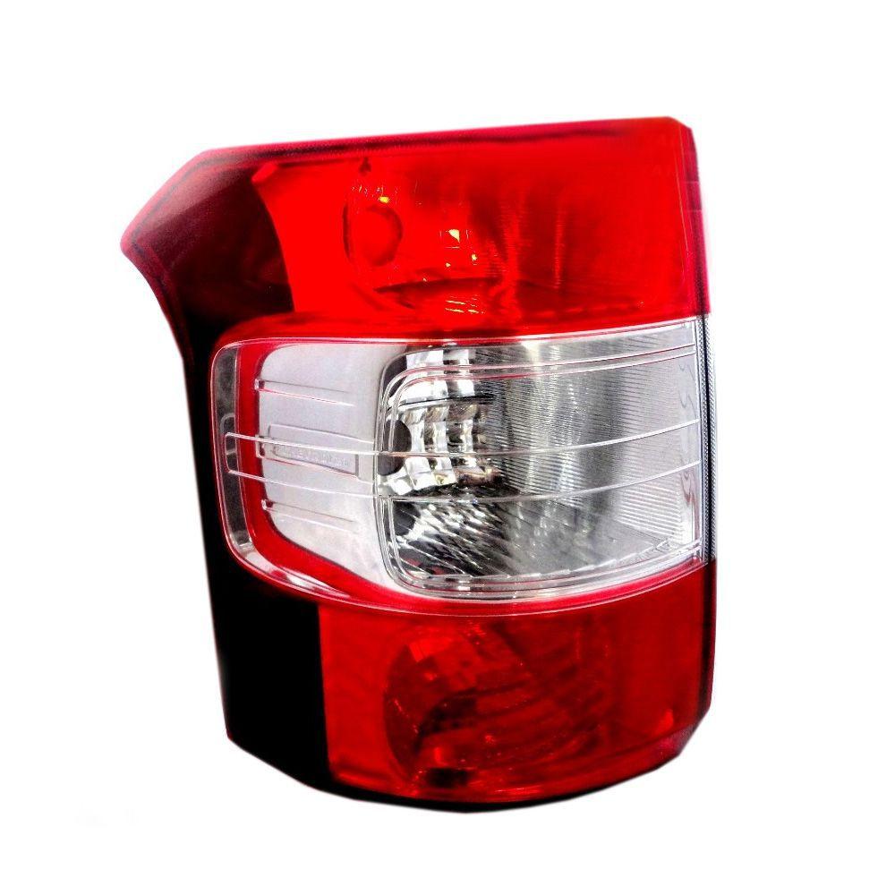 Lanterna Traseira Chevrolet Montana 2010 2011 2012 2013 Bicolor