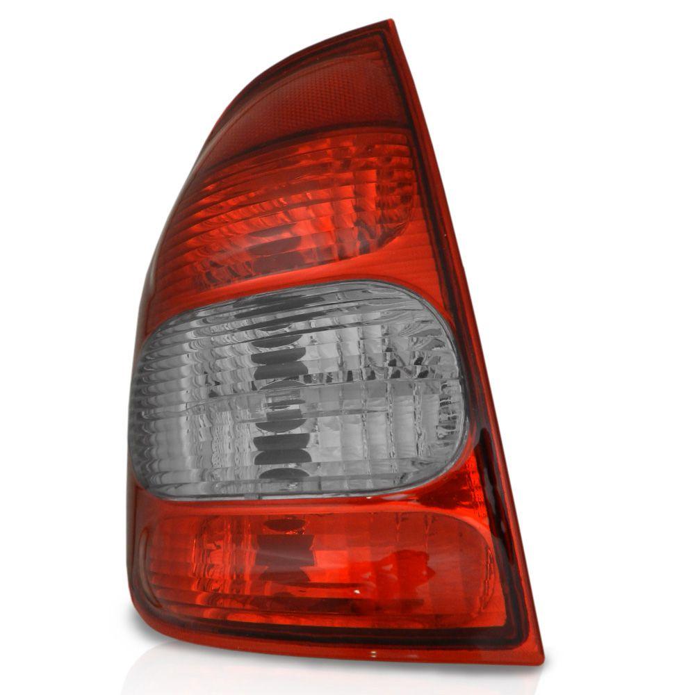 Lanterna Traseira Corsa Classic 2000 2001 2002 2003 2004 2005 2006 2007 2008 2009 2010 Fumê