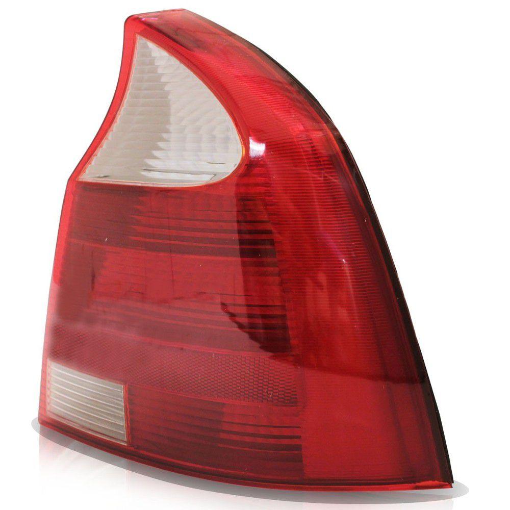Lanterna Traseira Corsa Sedan 2003 2004 2005 2006 2007 Cristal