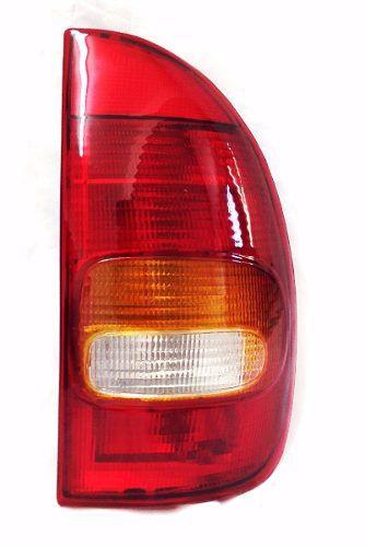 Lanterna Traseira Corsa Wagon PickUp 1996 1997 1998 1999 4 Portas Tricolor