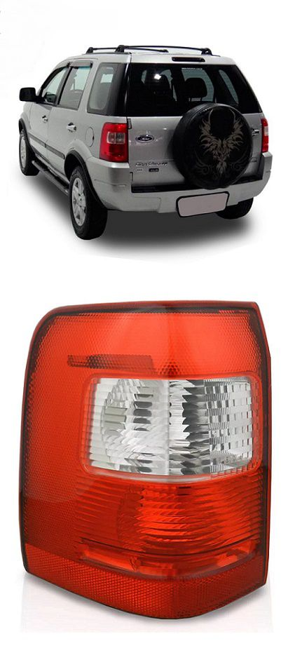 Lanterna Traseira Ecosport 2004 2005 2006 2007